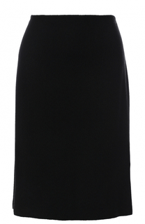 Вязаная юбка-миди St. John