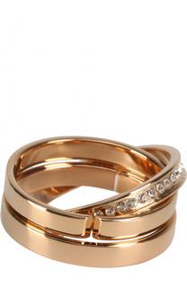 Кольцо с кристаллами Swarovski Vita Fede