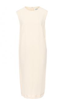 Платье-миди прямого кроя Maison Margiela