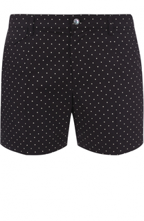 Плавки-шорты с узором Polka Dot Dolce & Gabbana