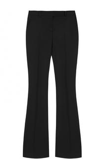 Расклешенные брюки со стрелками Alexander McQueen