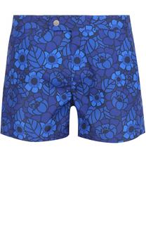 Плавки-шорты с принтом Robinson Les Bains