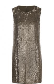 Мини-платье с пайетками Polo Ralph Lauren
