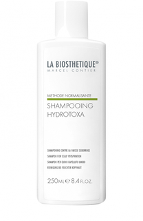 Шампунь для переувлажненной кожи головы Hydrotoxa La Biosthetique