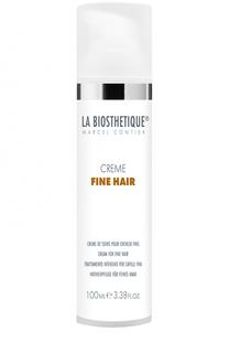 Кондиционер-маска для тонких волос La Biosthetique