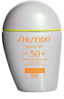 Солнцезащитный BB-крем-спорт, оттенок Medium Shiseido