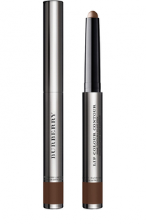 Карандаш-праймер Lip Colour Contour, 04 Dark Burberry