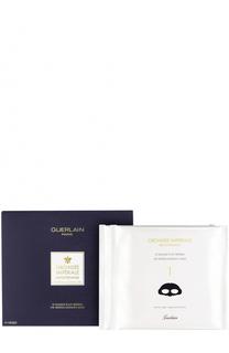 Тканевая маска Orchidee Imperiale Brightening Guerlain