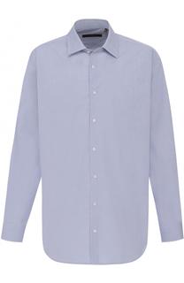 Хлопковая сорочка с воротником кент Windsor