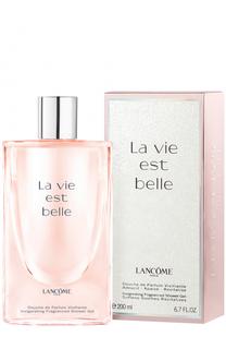 Гель для душа La vie est belle Lancome