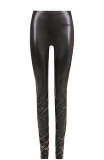 Однотонные брюки-скинни M Missoni