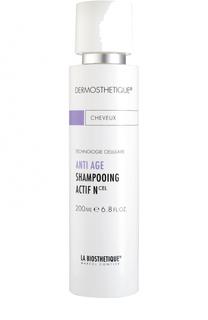 Клеточно-активный anti-age шампунь для нормальных и волос La Biosthetique