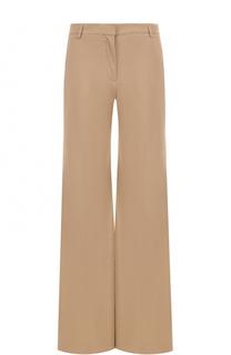 Расклешенные брюки со стрелками Burberry