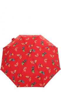 Складной зонт Moschino