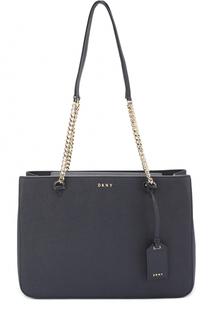 Сумка-шоппер Bryant Park из сафьяновой кожи DKNY