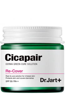 Восстанавливающий крем CiCapair Re-Cover SPF30/PA++ Dr.Jart+