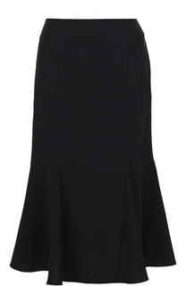 Расклешенная юбка-миди с карманами Edit
