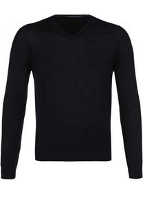 Пуловер из шерсти тонкой вязки Pal Zileri