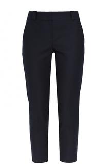 Укороченные брюки прямого кроя The Row