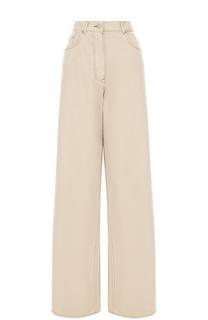 Расклешенные джинсы с завышенной талией Dries Van Noten