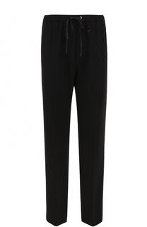 Укороченные брюки прямого кроя с эластичным поясом Alexander Wang