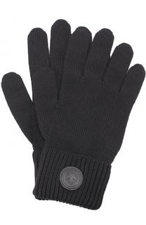 Шерстяные перчатки Dsquared2