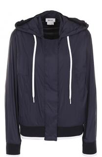 Ветровка на молнии с капюшоном DKNY