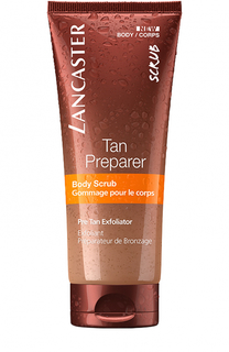 Скраб для тела для подготовки к загару Tan Preparer Lancaster