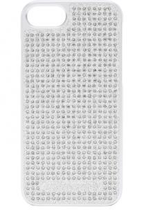 Чехол для iPhone 7 с декором MICHAEL Michael Kors