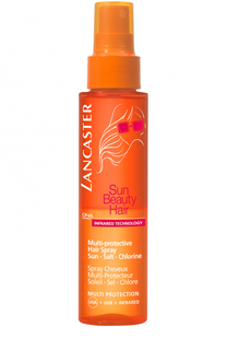 Защитный спрей для волос Sun Beauty Hair Lancaster