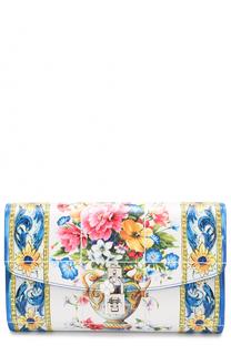 Сумка Dolce Pochette с принтом Dolce & Gabbana