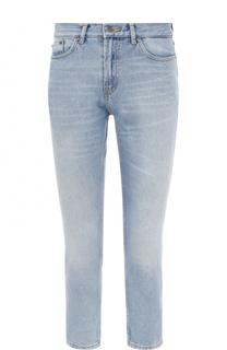Укороченные джинсы скинни HUGO