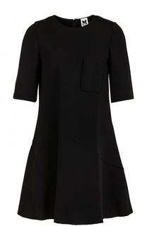 Мини-платье свободного кроя с коротким рукавом M Missoni