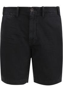 Хлопковые шорты с карманами Polo Ralph Lauren