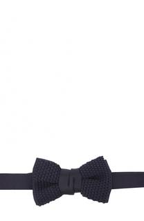 Шелковый галстук-бабочка Lanvin