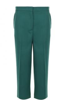 Укороченные брюки со стрелками Rochas