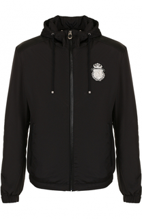 Куртка на молнии с капюшоном Billionaire