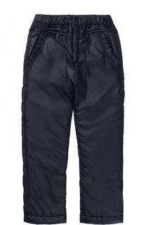 Утепленные брюки с эластичным поясом Aletta