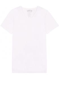 Хлопковая футболка Sanetta
