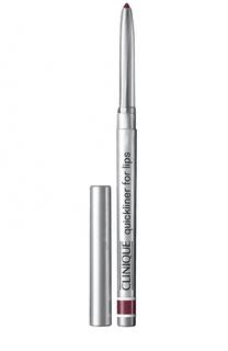 Автоматический карандаш для губ Quickliner, оттенок 33 Clinique
