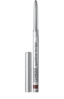 Автоматический карандаш для губ Quickliner, оттенок 03 Clinique