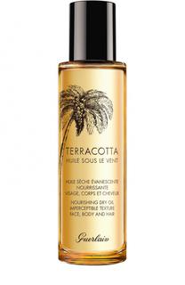 Масло для продления загара для лица, тела и волос Terracotta Guerlain