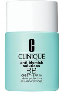 Многофункциональный корректирующий BB-крем для проблемной кожи SPF 40, оттенок 01 Clinique