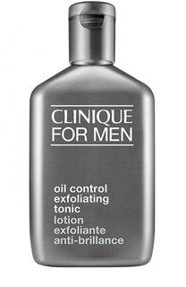 Отшелушивающий лосьон для жирной кожи Oil Control Exfoliating Tonic Clinique
