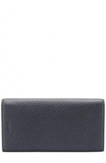 Кожаный бумажник с отделениями для кредитных карт и монет Bally
