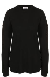 Кашемировый пуловер с круглым вырезом Equipment