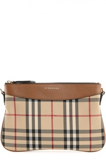 Сумка в клетку Horseferry Check Burberry