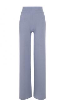 Расклешенные кашемировые брюки malo