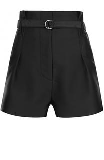 Мини-шорты с поясом и защипами 3.1 Phillip Lim