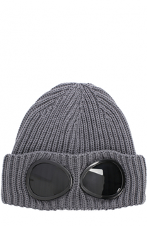 Шерстяная вязаная шапка C.P. Company